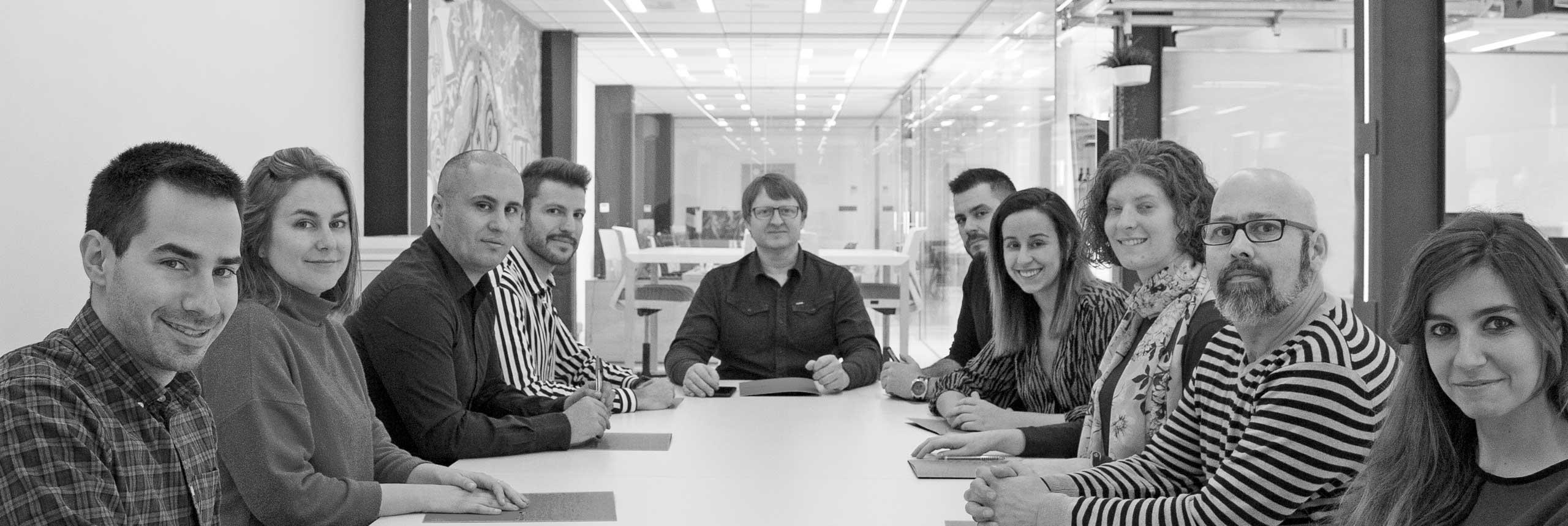 Estudio de marketing y diseño | Ugedafita