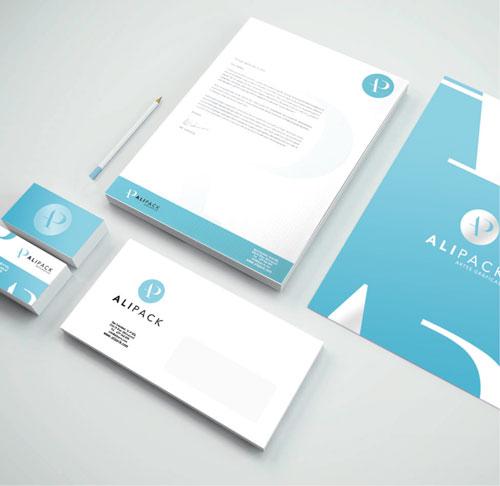 ejemplo branding marca Alipack