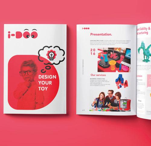 Proyecto de branding I-Doo