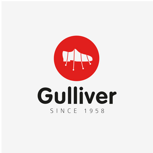 Proyecto de branding Gulliver