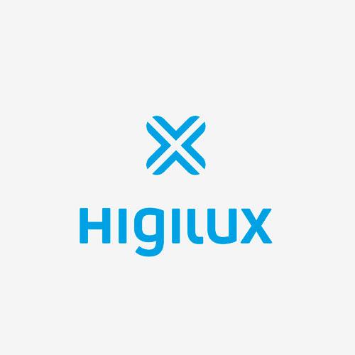 Proyecto de branding Higilux