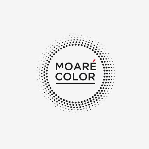 Proyecto de branding Moaré Color