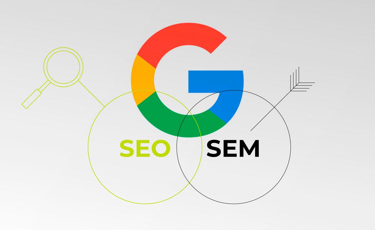 Optimización para buscadores (SEO) y marketing online (SEM)