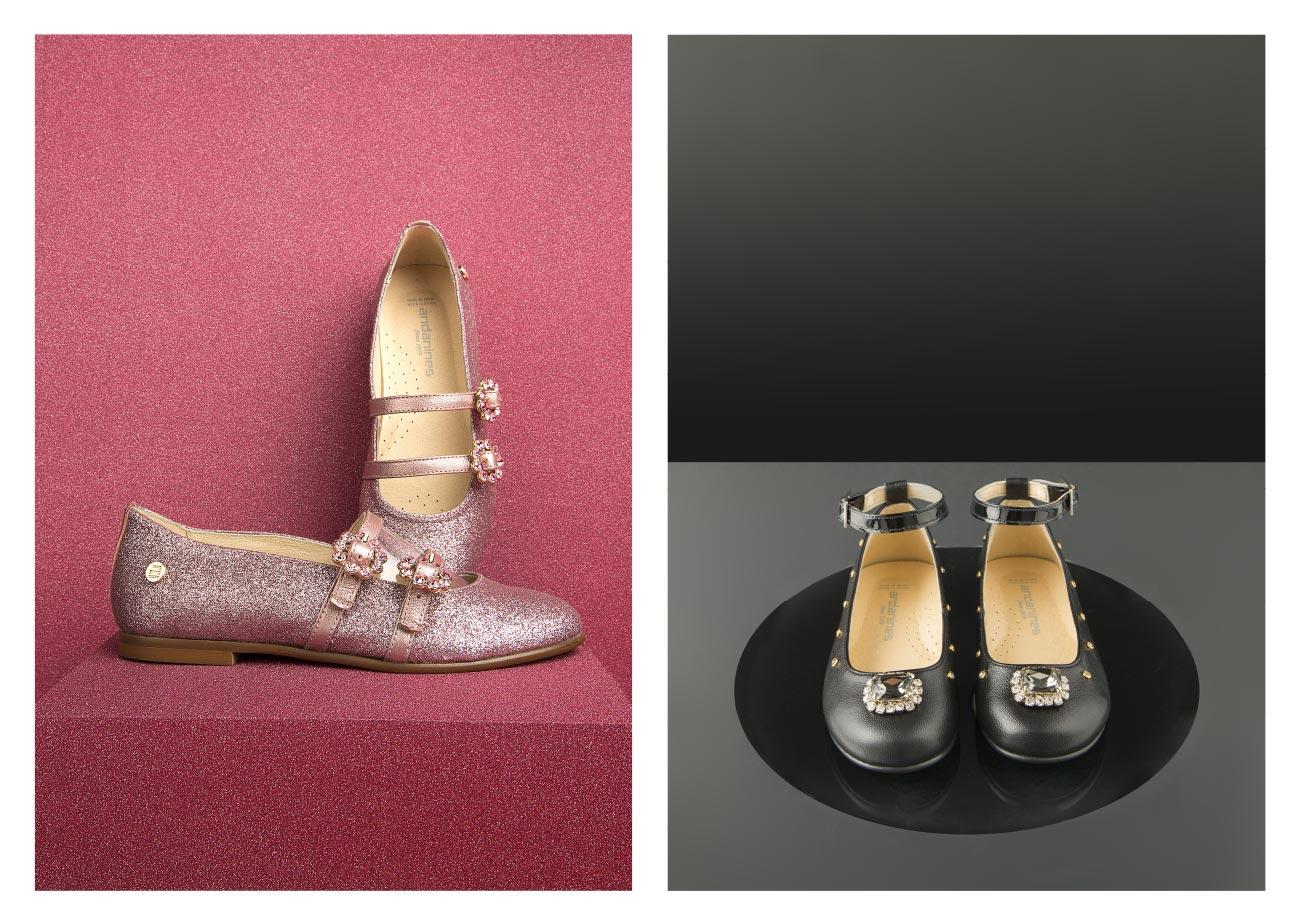 Proyecto de fotografía de producto para Andanines