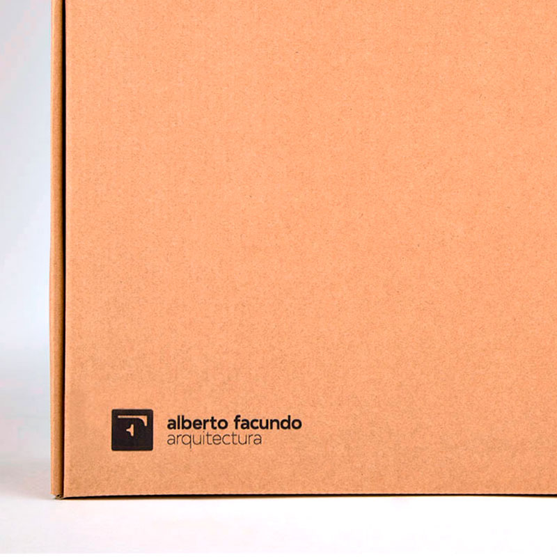 Welcome pack Alberto Facundo Arquitectura
