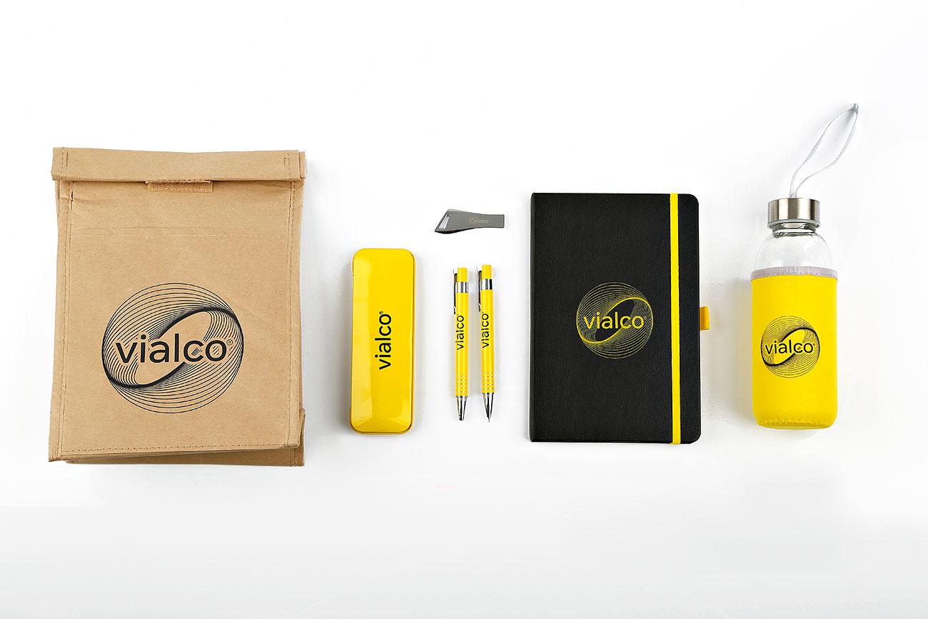ugedafita bolsa VIALCO welcome pack3