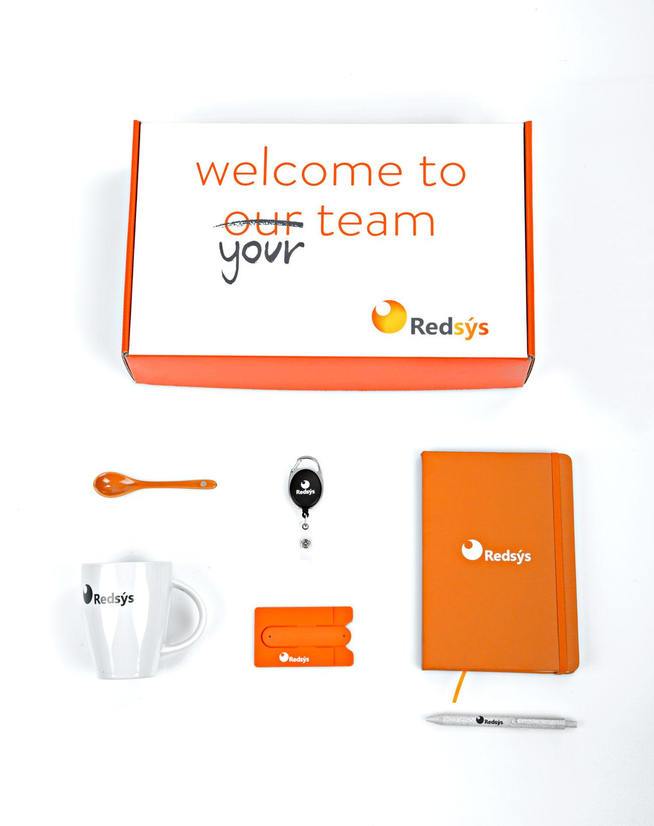 ugedafita redsys welcome pack 6 1
