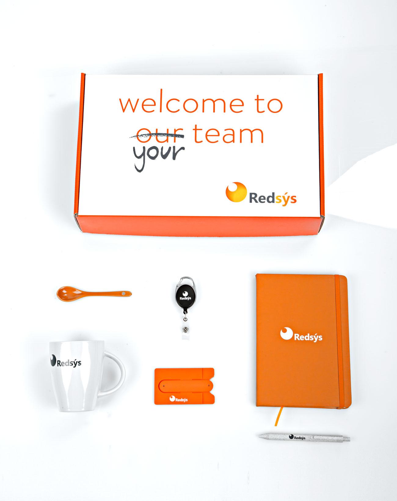 ugedafita redsys welcome pack 6