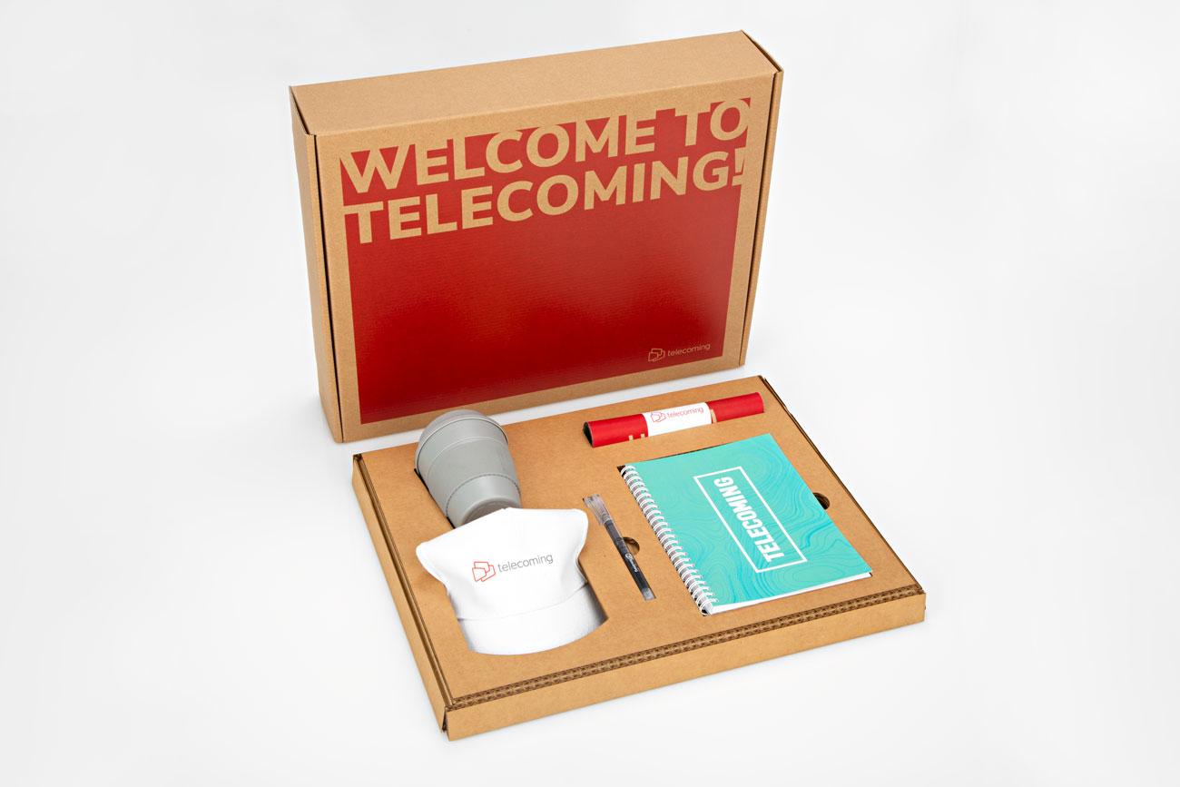 ugedafita TELECOMING welcome pack2 1