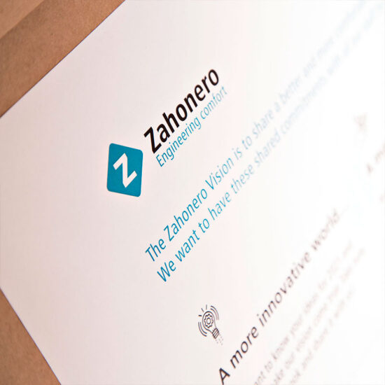 ZAHONERO portfolio portada